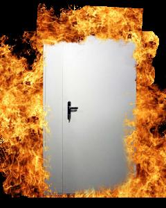 Предел огнестойкости противопожарных дверей