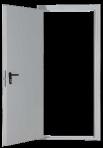 Дверь противопожарная глухая EI 60 одностворчатая