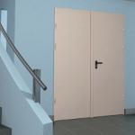 Противопожарные двери лестничных клеток