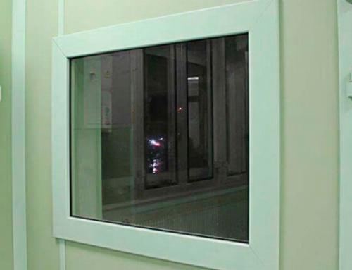 Особенности производства рентгенозащитных окон