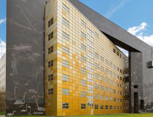 Производство и монтаж противопожарных EI60 дверей для Фондохранилища Эрмитажа