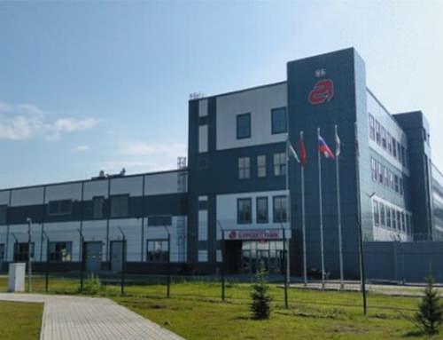 Производство и монтаж противопожарных штор EI60 и противопожарных ворот в инновационном центре «Буревестник»