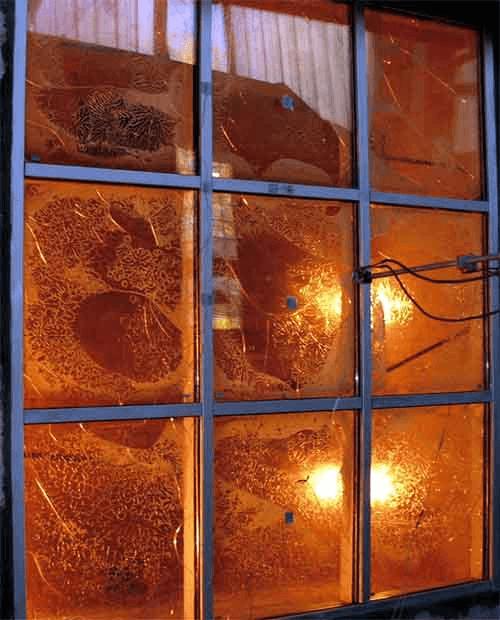 Окна противопожарные