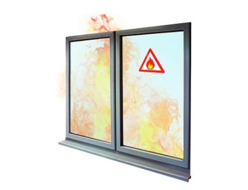 Преимущества алюминиевых противопожарных окон над стальными