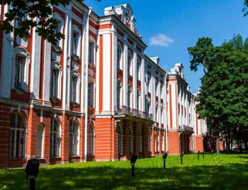 Производство и монтаж противопожарных светопрозрачных дверей для Санкт-Петербургского государственного университета