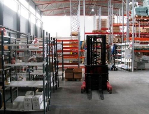 Производство и монтаж противопожарных и светопрозрачных дверей для склада на ул. Маршала Новикова, 42
