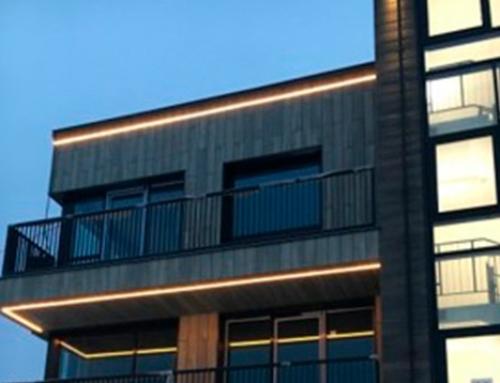 Производство и монтаж противопожарных и светопрозрачных дверей для ЖК «Образ жизни, Спортивная деревня»